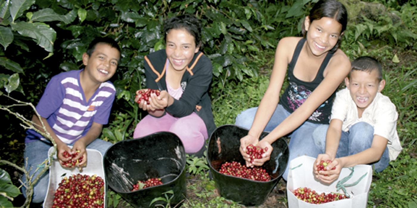 Programa educativo agropecuario en Tena