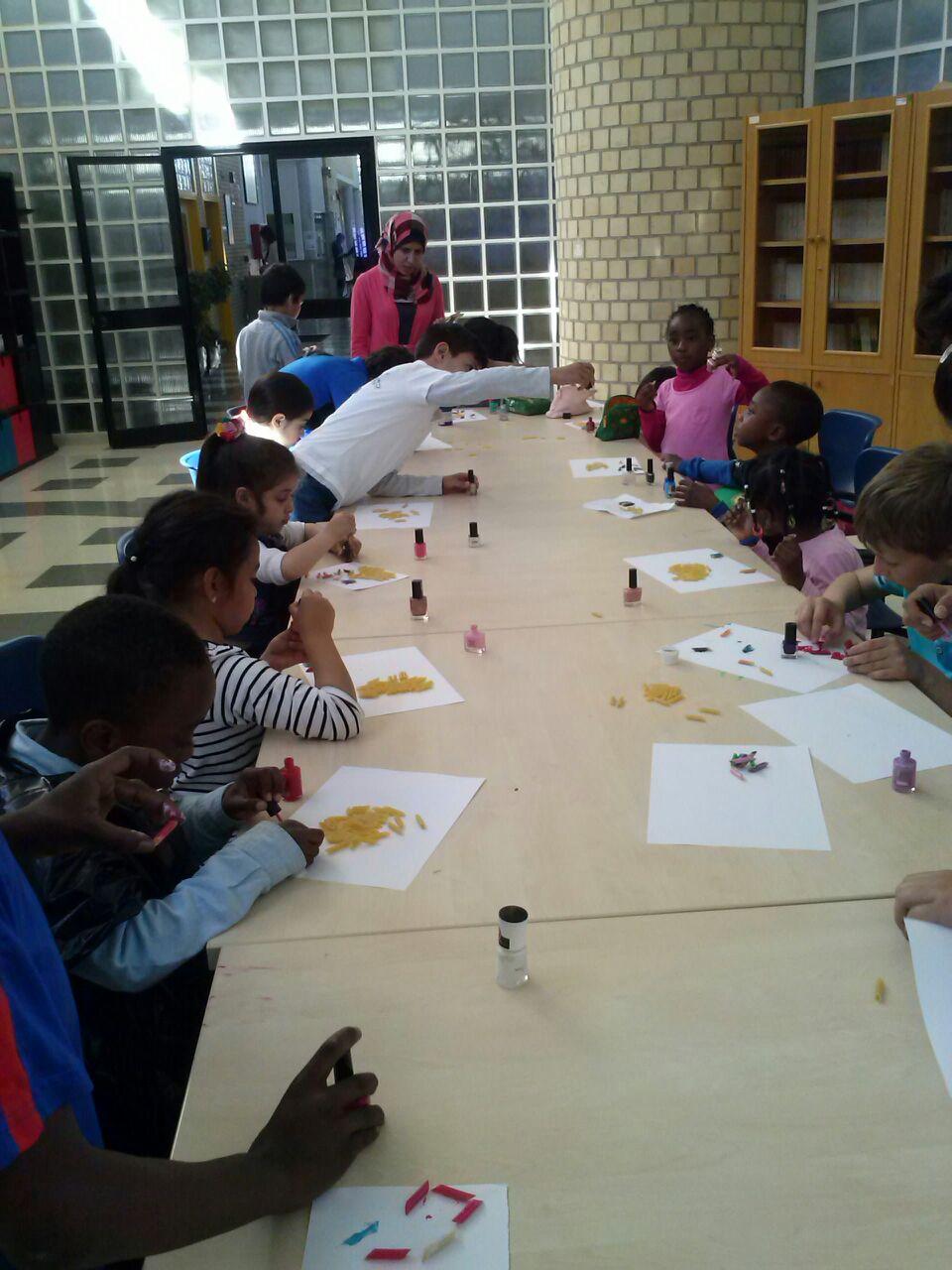 Reanudamos nuestro apoyo a PRODEAN para trabajar con los niños refugiados
