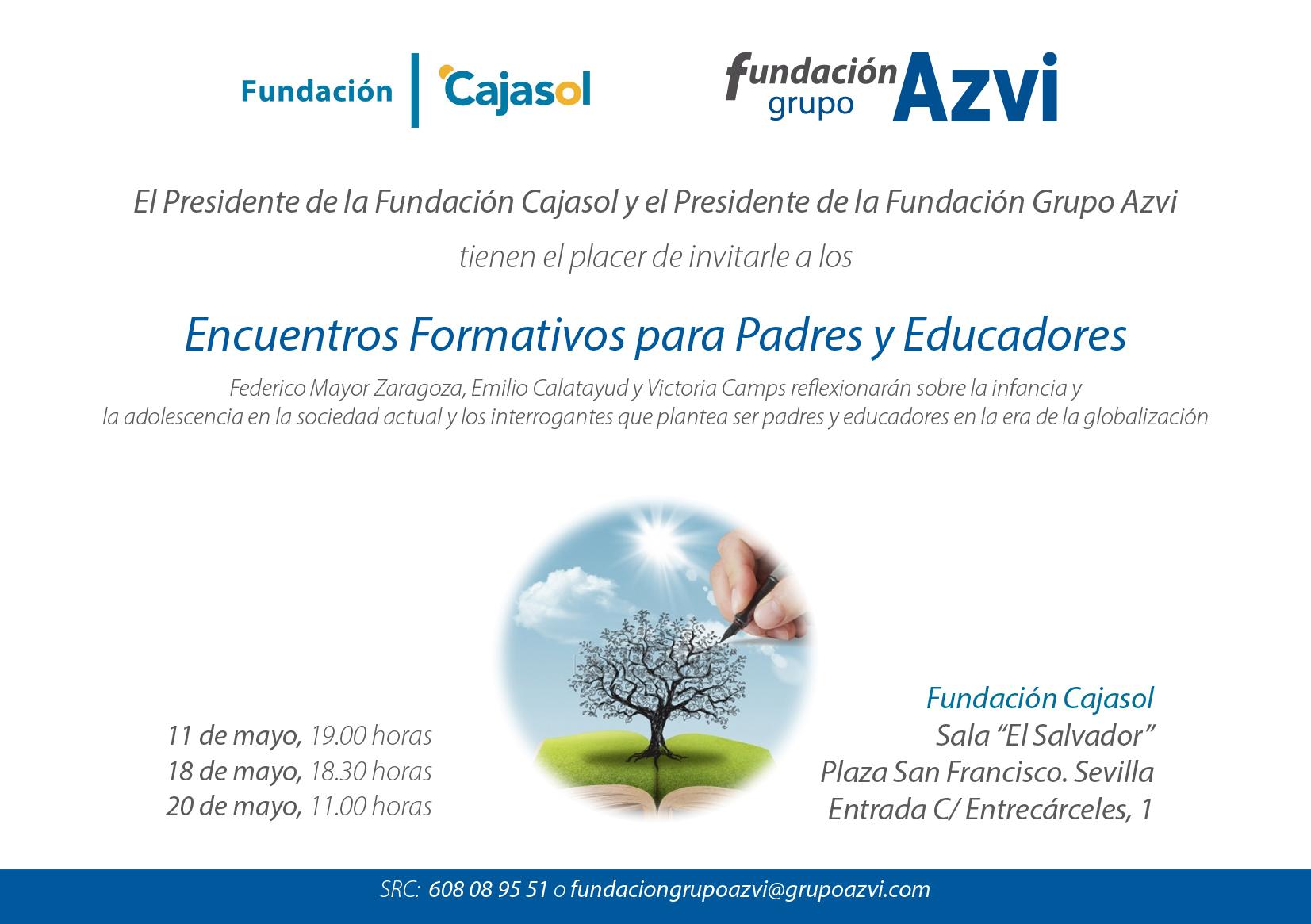 Encuentros Formativos para Padres y Educadores